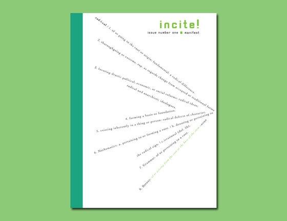 Image of Issue #1: MANIFEST (PDF)