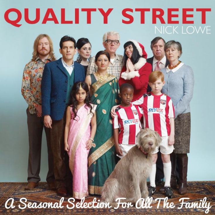 "Image of NICK LOWE ""QUALITY STREET"" A SEASONAL SELECTION FOR ALL THE FAMILY"