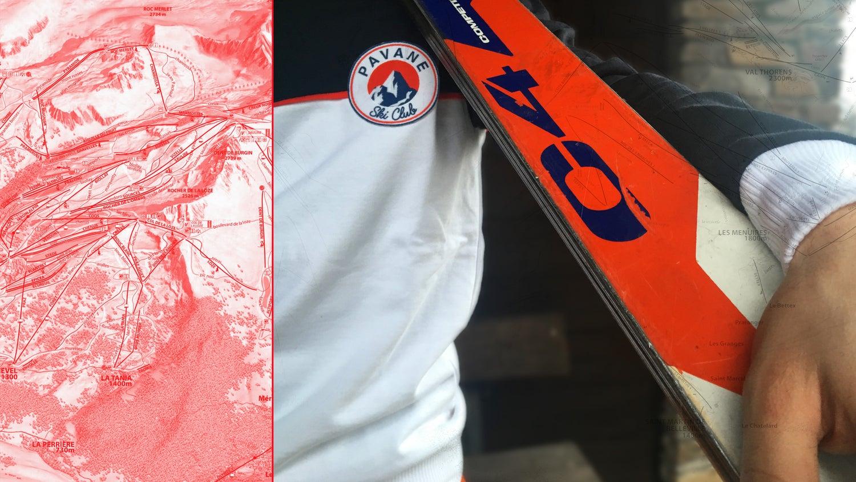 Image of Série n°9 •Ski Club