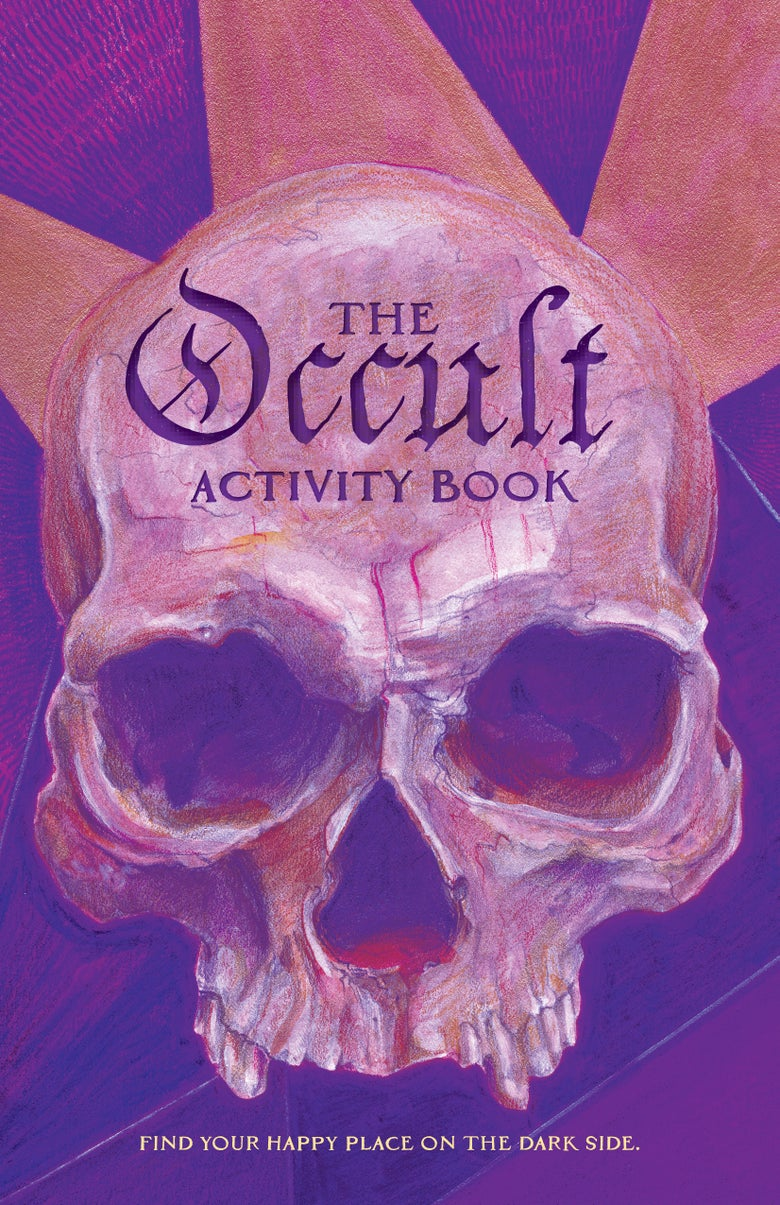 Image of Occult Activity Book