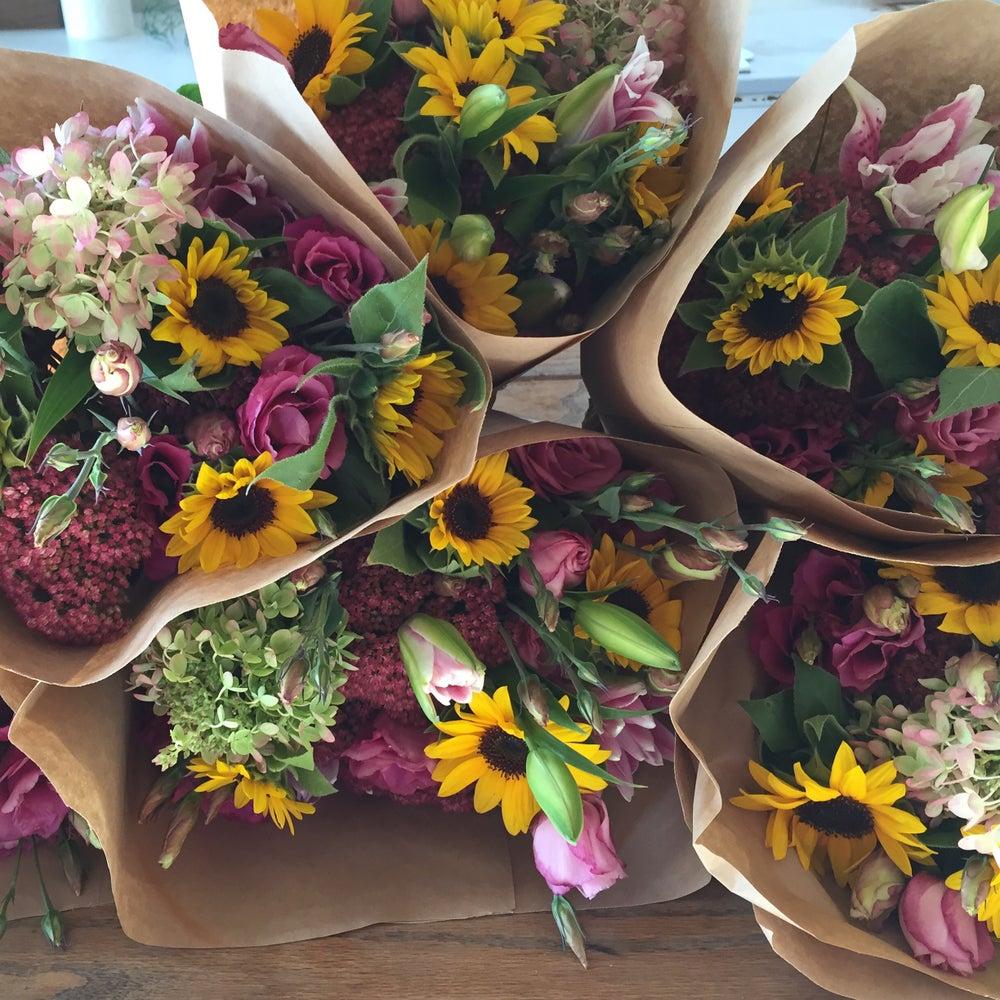 Image of 2017 Farmhouse Blooms Bouquet Subscription