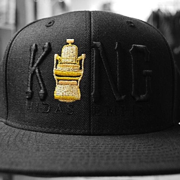 "Image of King Midas Empire ""Throne"" SnapBack Preorder"