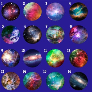 Image of Galaxy Plugs
