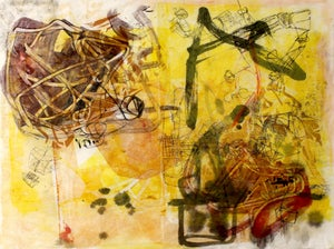 Image of Generative Forms - Mixed Media