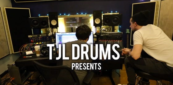 Image of TJL Drum Sample Pack