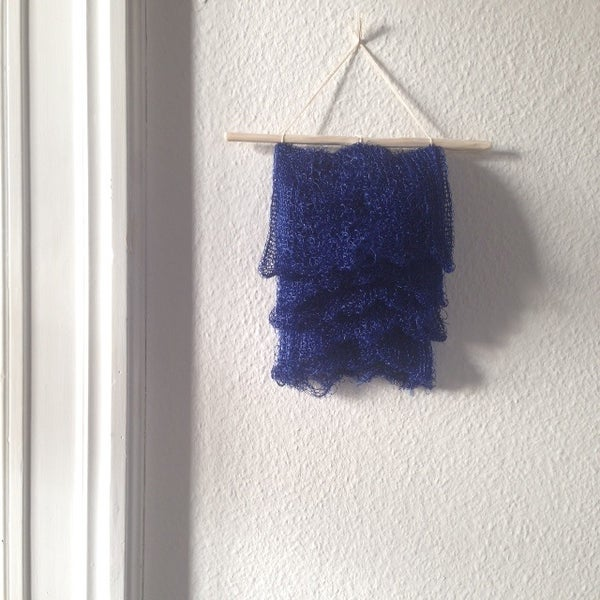 Image of Wallhanger Small Blue