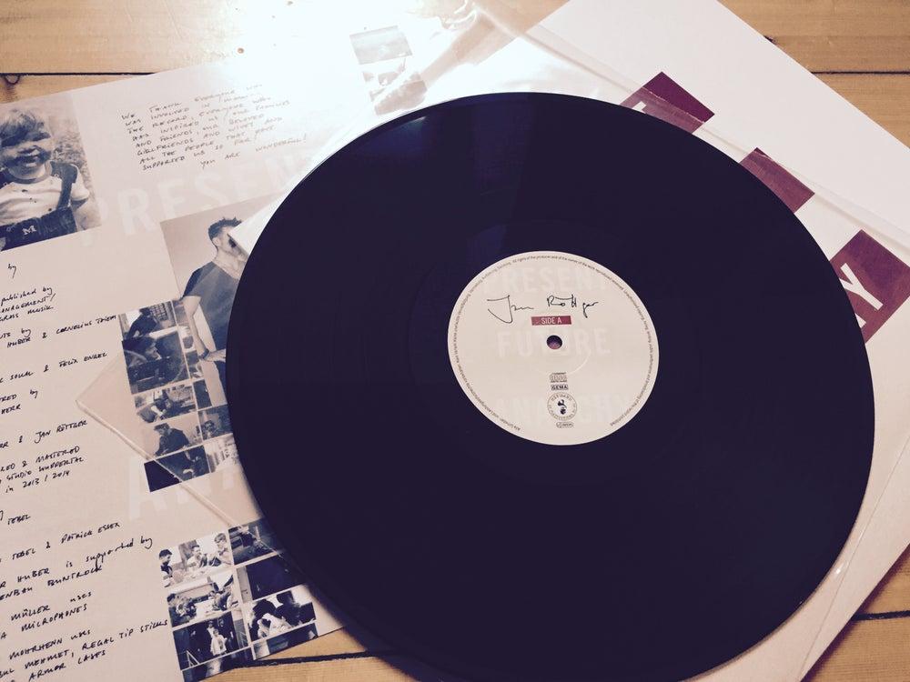 "Image of Vinyl ""Present - Future - Anarchy"""