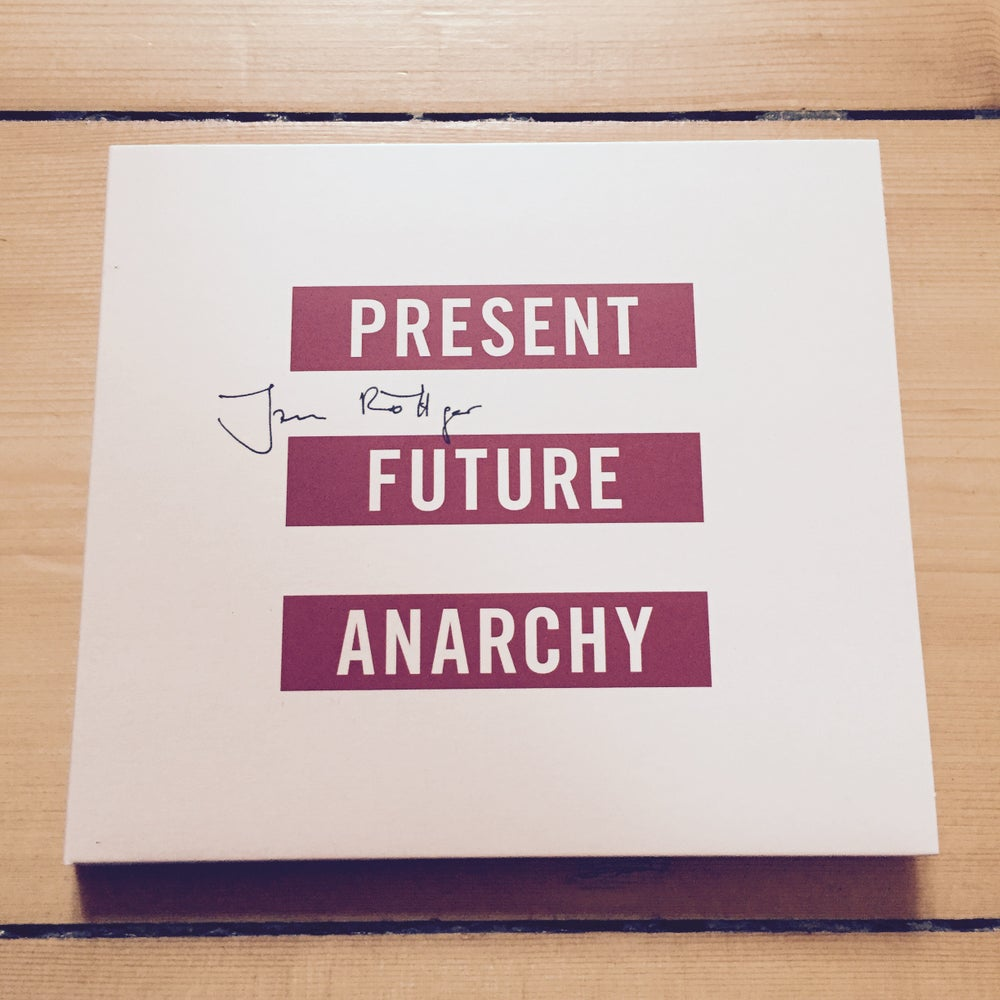 """Image of CD """"Present - Future - Anarchy"""""""