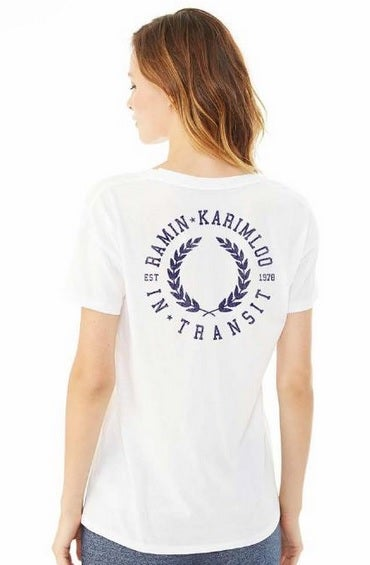 Image of Women's In Transit T-shirt - SOLD OUT