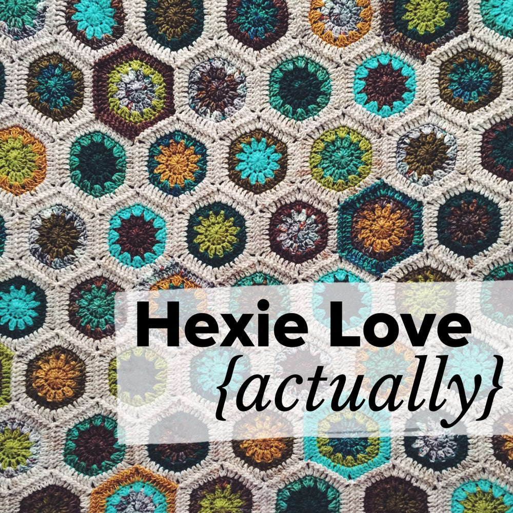 Image of Hexie Love Actually PDF Pattern