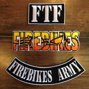 Image of Firebikes Patches