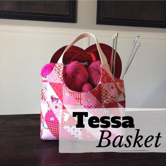 Image of Tessa Basket PDF Pattern