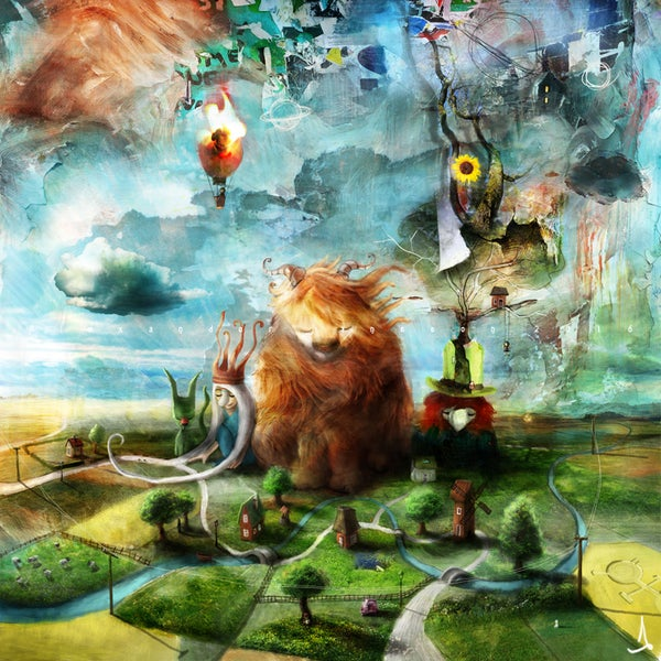 """Purr, Feather, Braid and Paw"" - Alexander Jansson Shop"