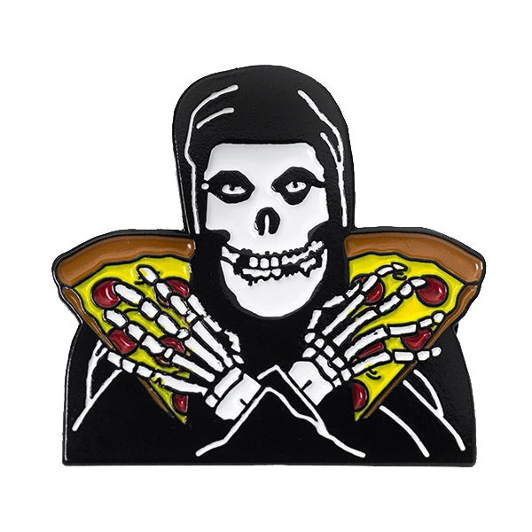 Image of The Pizza Ghost Pin