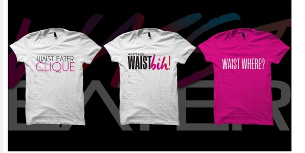 Image of W.E.T T-shirts Now Available