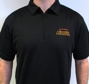 Image of Cruisin Country Embroidered Polo Shirt