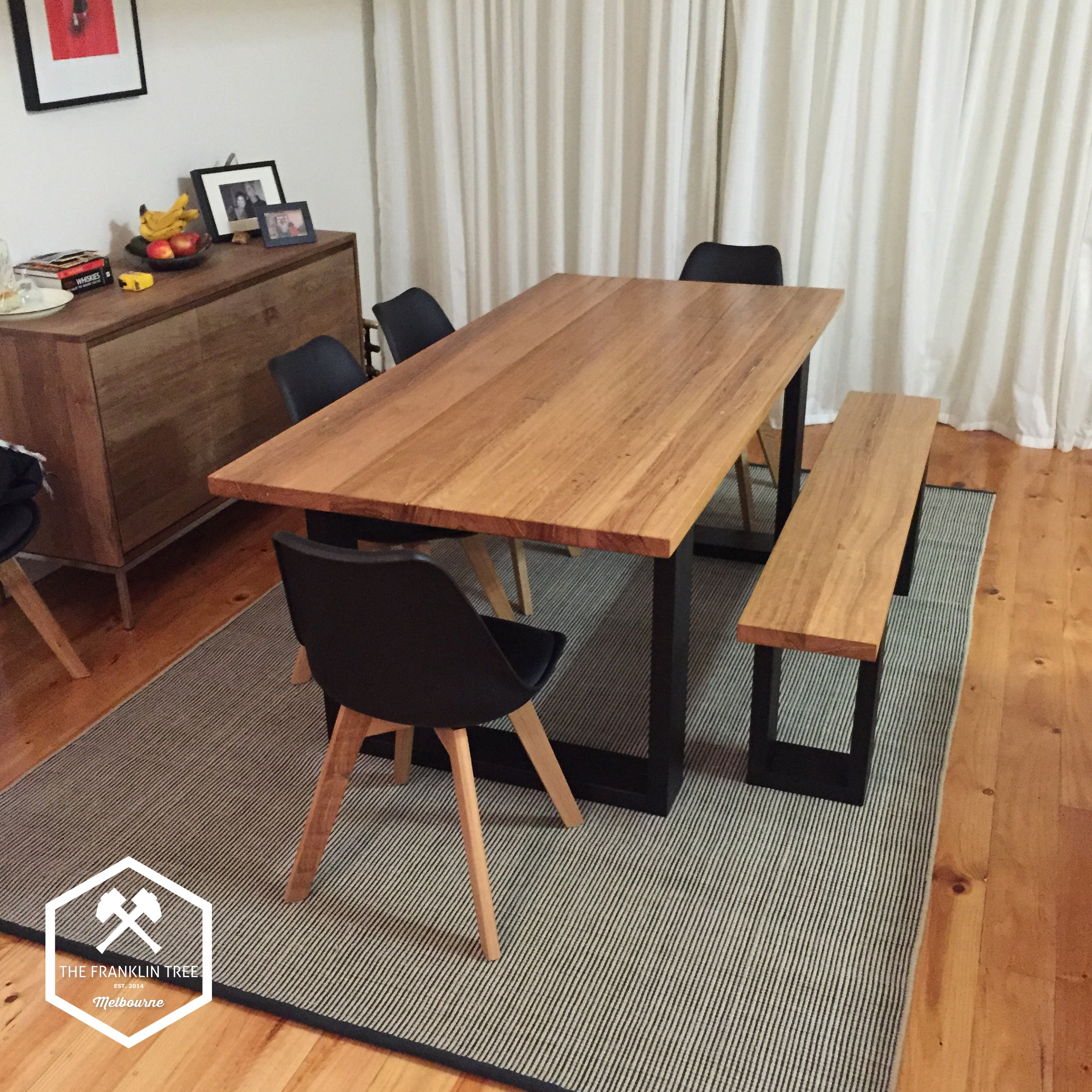 Image Of Williamsburg Dining Table