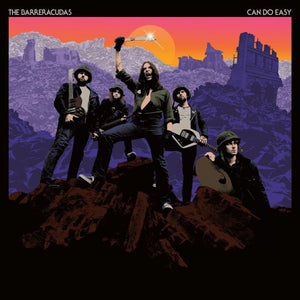 Image of The Barreracudas - Can Do Easy LP (Oops Baby)