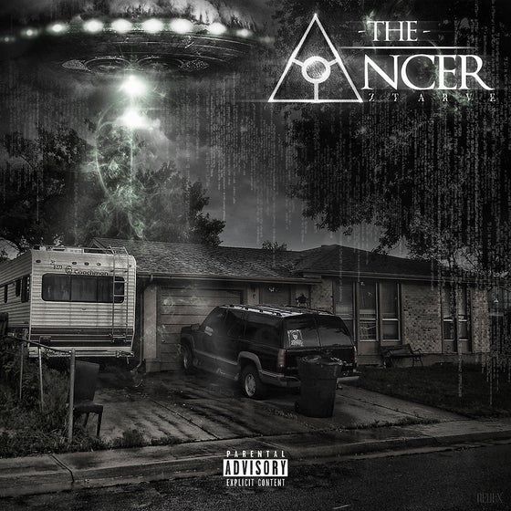 Image of The Ancer Cd - Hard copy Album