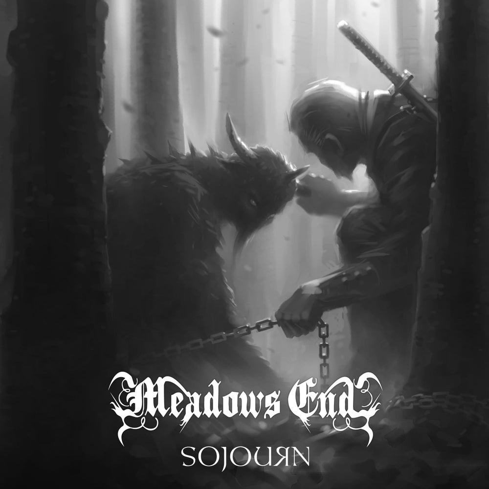 Image of Sojourn - CD (Limited Edition Digipak)