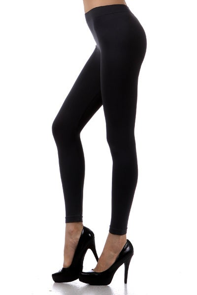 Image of Work Me out- Solid Leggings