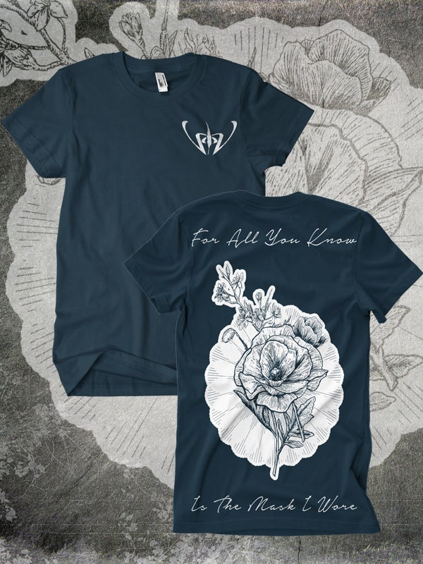Image of Decaying Flower T-shirt