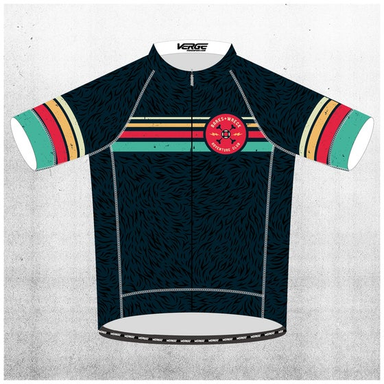 Image of ADVENTURE CLUB Cycling Jersey