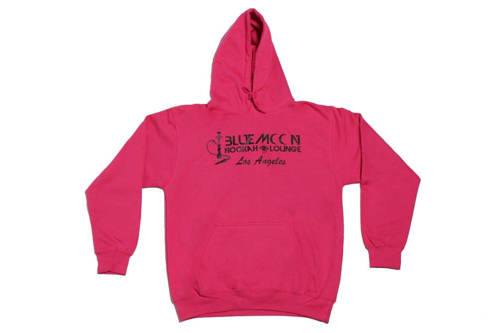 Image of BLUEMOON HOODIE - Pink