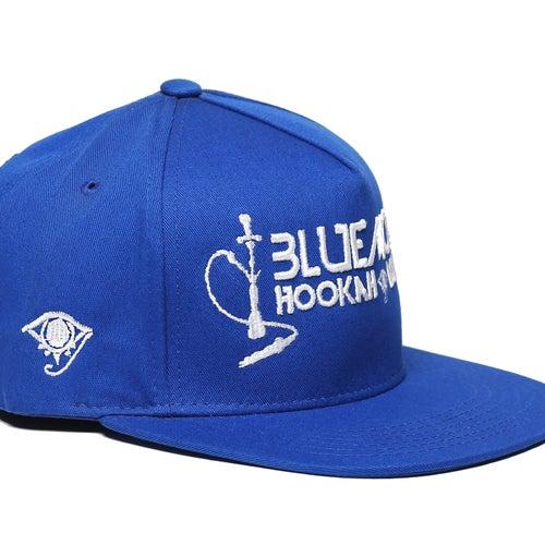 Image of BLUEMOON SNAPBACK - Blue