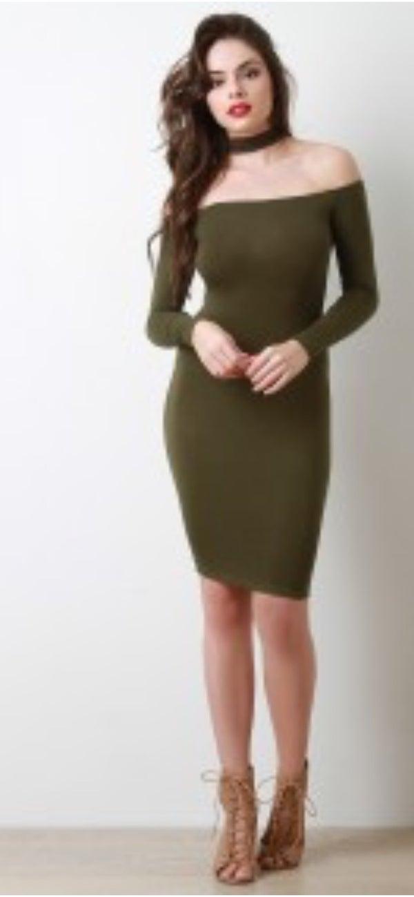 Image of Halter Dress