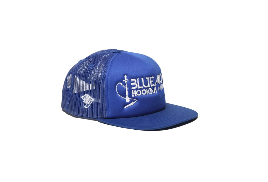 Image of BLUEMOON SNAPBACK - Mesh