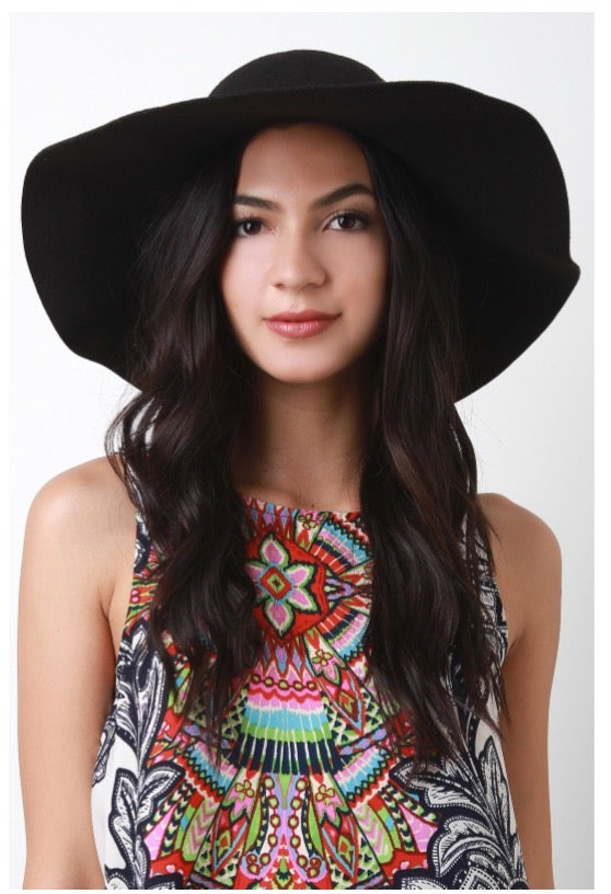 Image of Chained Floppy Hat