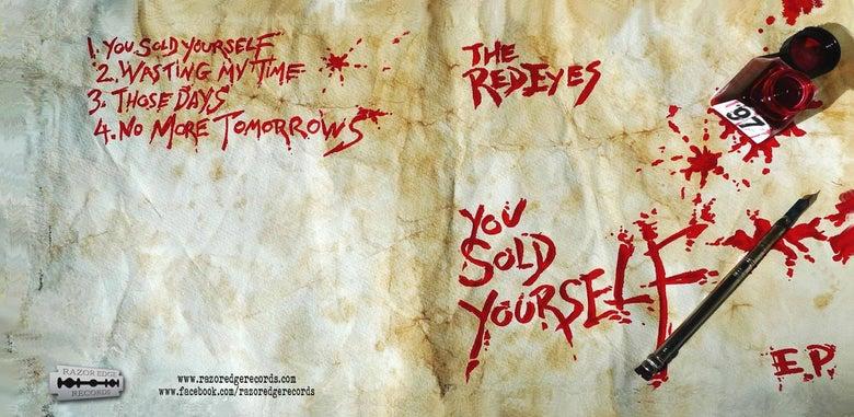 Image of The Red Eyes -  You Sold Yourself Ep - on CD
