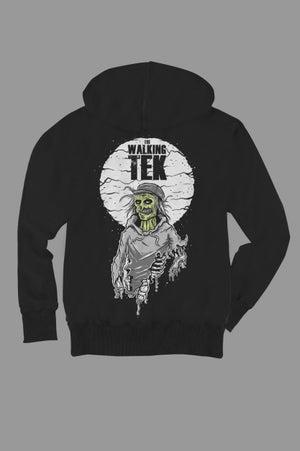 Image of The Walking Tek - Zip Hoodie