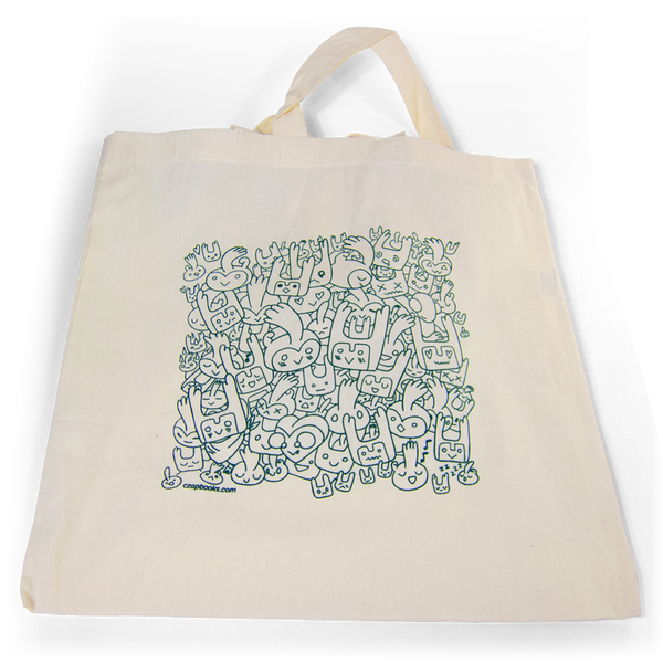 Image of Bug Boys Tote