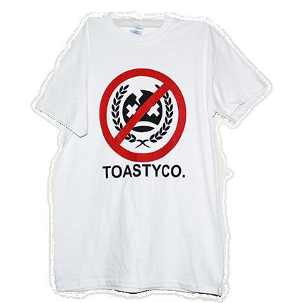 Image of ToastyNo. Tee