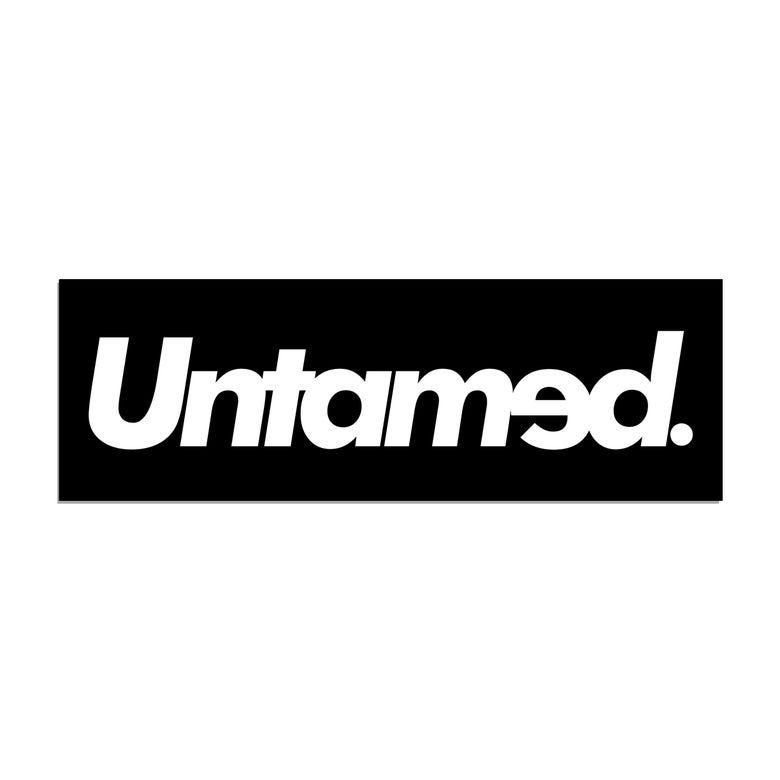 Image of Untamed - Classic Box Stickers