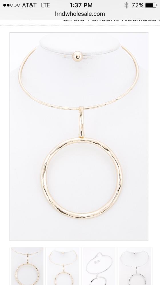 "Image of ""Athena"" necklace"