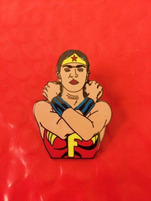 Image of Wonder Frida by Donkee Boy