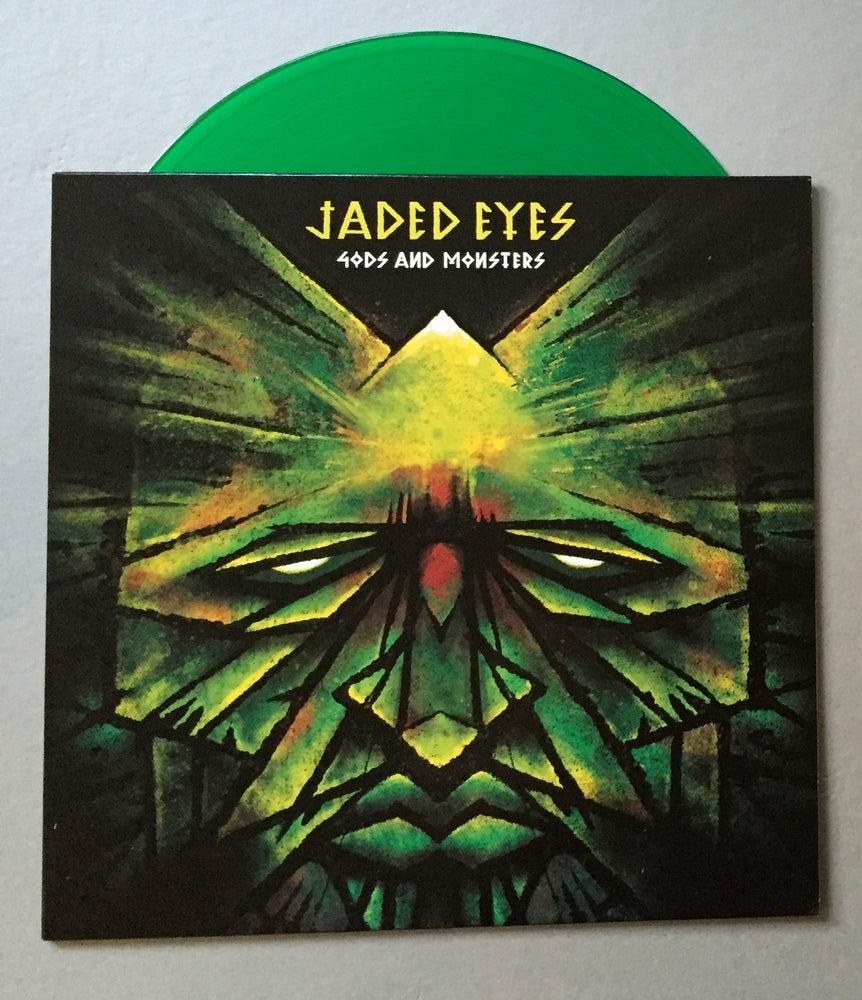 Image of Gods and Monsters - Green Vinyl/CD/Bundles