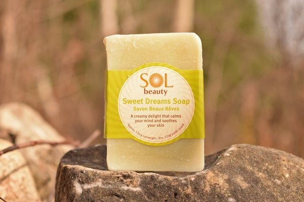 Sweet Dreams Soap - Sol  Beauty
