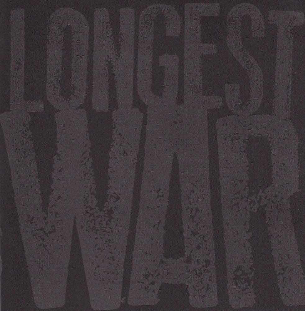 "Image of Longest War s/t 7"""