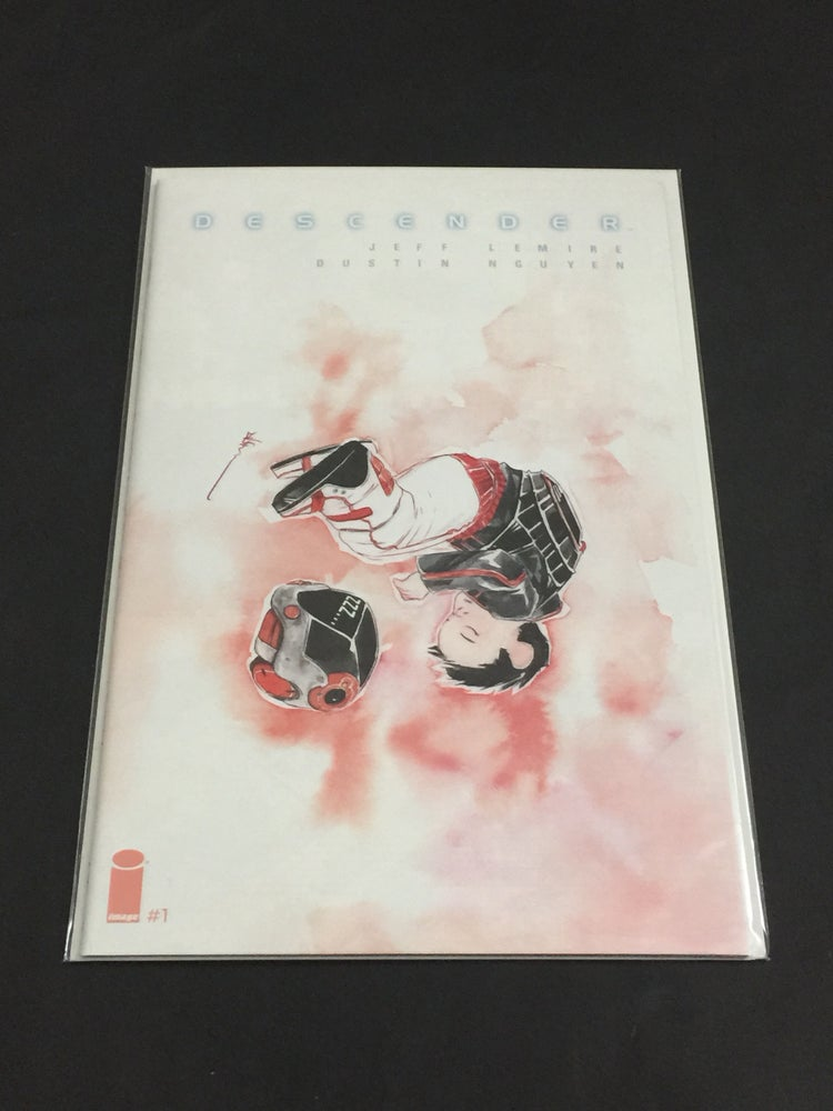 Image of Descender #1 Emerald City Comic Con Variant by Dustin Nguyen