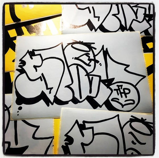 Image of STAK TFP STICKER PACK