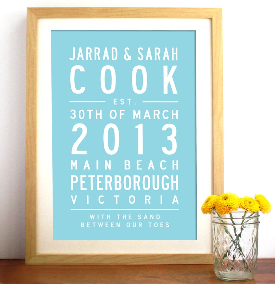 Image of Special Occasion Banner Print