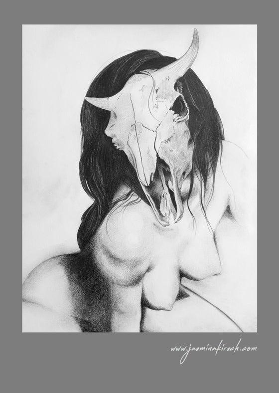 Image of drop dead gorgeous / fine art print