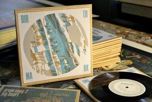"Image of Birthmark ""Drum Song 2"" b/w ""Big Heart"" 7"" Record"