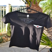 Image of In Loving Memory of Jantz Grodzicki T-Shirt's Ladies  V-Neck