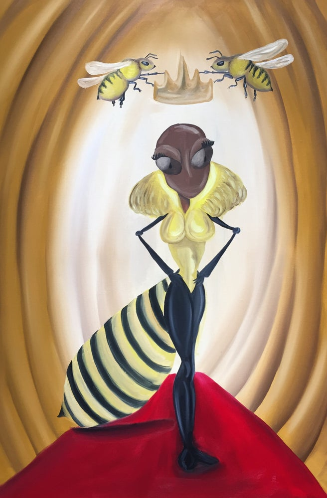 "Image of ""Queen Bee"""