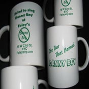 Image of Danny Boy Mug
